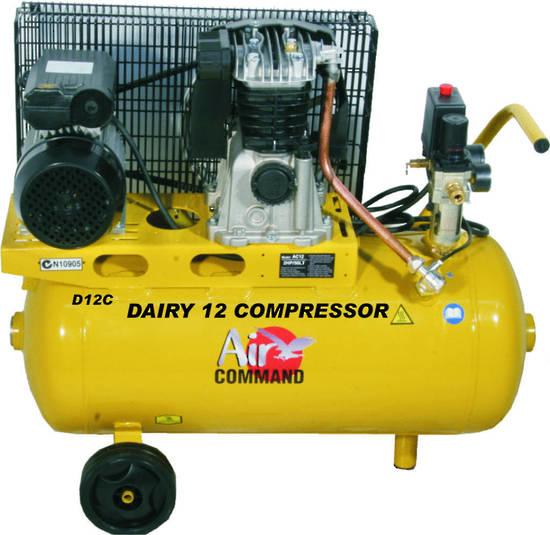 Air Command Compressor D12C