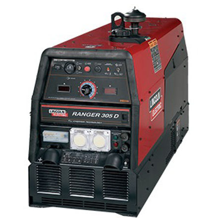 Picture of Lincoln Ranger 305D Engine Driven Welder