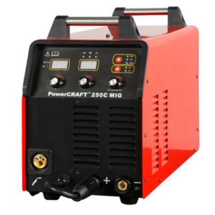 Picture of Lincoln Powercraft 250C Multi-Process Inverter Welder