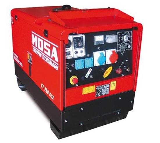 Picture of Mosa CT350 Welder Generator