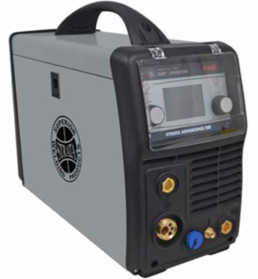 Picture of Strata AdvanceMig200 200A Digital Synergic Inverter