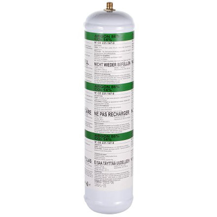 Picture of Disposable Gas  Bottle GASCO2-01D