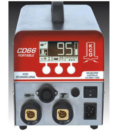 Picture of KCD Portable Stud Welder CD66