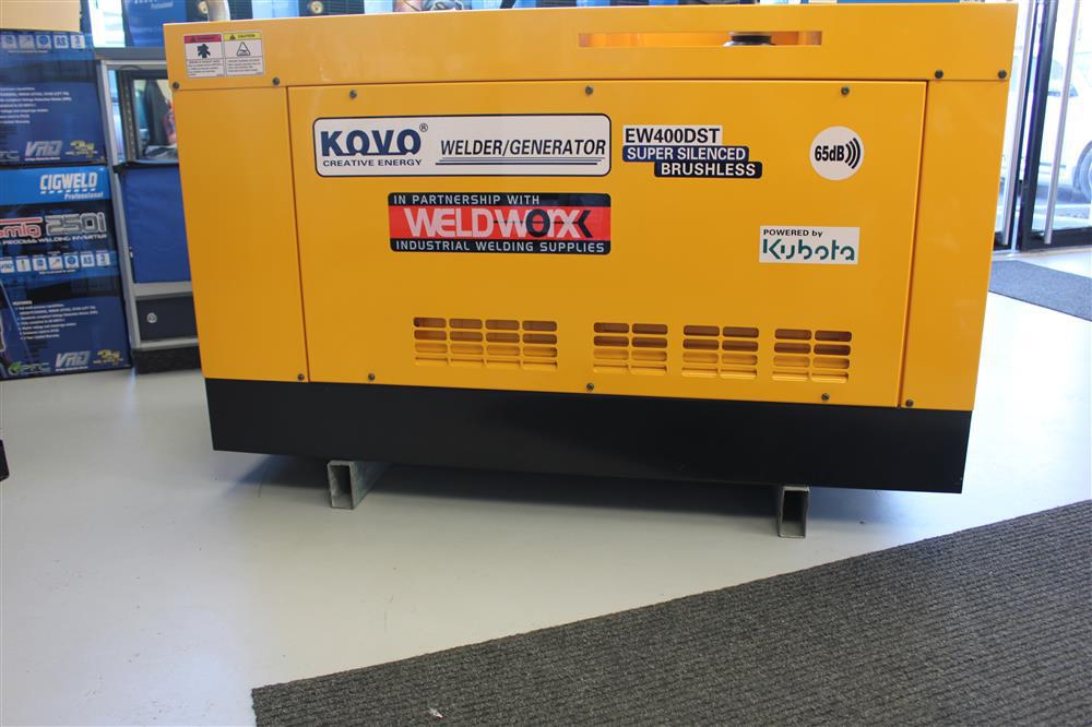 Picture of KOVO DIESEL WELDER EW400DST(DUAL-HOLDER)