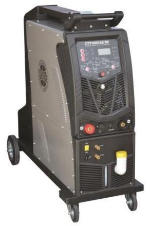 Picture of Strata Xtp4000 Ac/Dc Inverter Tig/Arc Pulse Welder