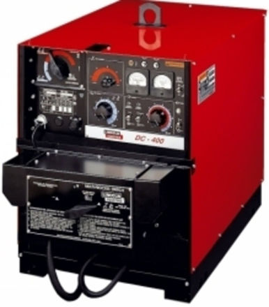 Picture of Lincoln Ideal ARC DC-400 Multi Process Welder