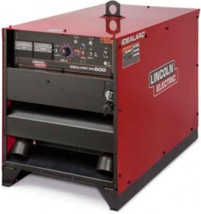 Picture of Lincoln IdealARC DC-600 Multi Process Welder