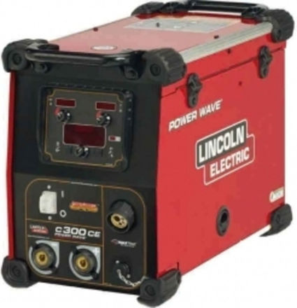 Picture of Lincoln Power Wave C300 Multi Process Welder