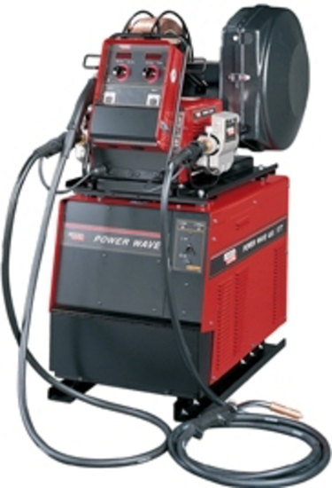 Picture of Lincoln Power Wave 455/STT Multi Process Welder