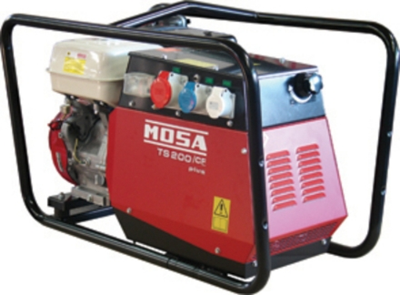 Picture of MOSA TS200 BS/CF Engine Driven Welder