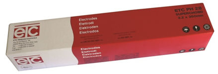 Picture of ETC PH77 Supercito 7018 Electrodes
