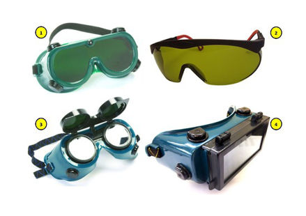 Picture of Gas Goggles / Plasma Cutting Goggles