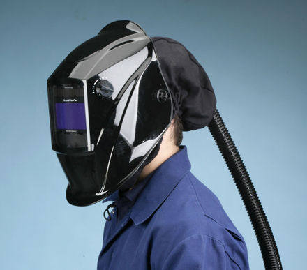 Picture of MAG Air Complete Respiratory System - Welding Helmet