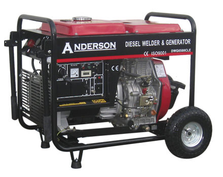 Picture of Anderson Welder/Generator