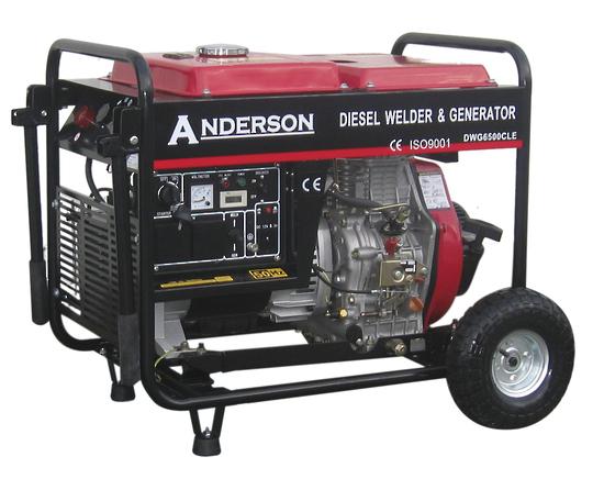 Picture of Anderson Welder/Generator