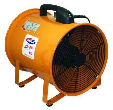 Picture of Portable Air Extraction & Ventilation Fan