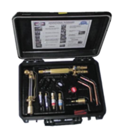 Picture of Harris Compatible Oxygen/Propane (LPG) Gas Set
