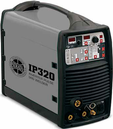 Picture of Strata IP320 - 320A MIG/TIG/ARC Inverter Pulse Welder with push/pull function