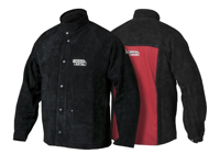 Picture of Lincoln Heavy Duty leather welding jacket