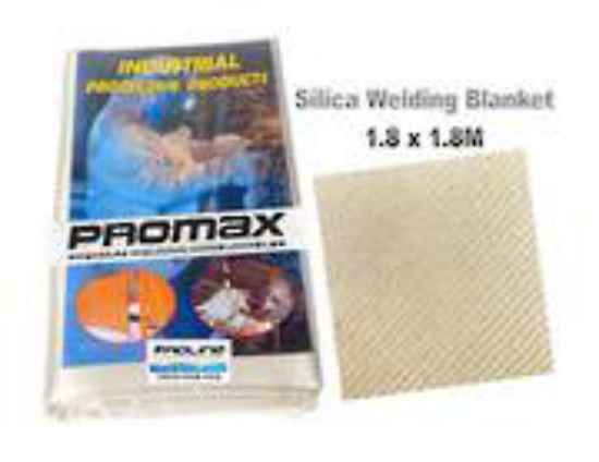 Picture of Silica Fabric Welding Blanket 1.8m x 1.8m