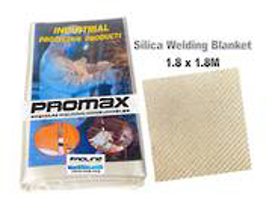 Picture of Silica Fabric Welding Blanket 2.0m x 2.0m