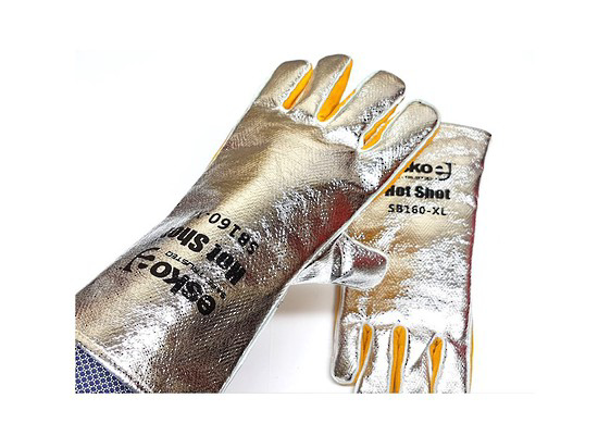 Picture of Welding Gloves HEAT REFLECTIVE