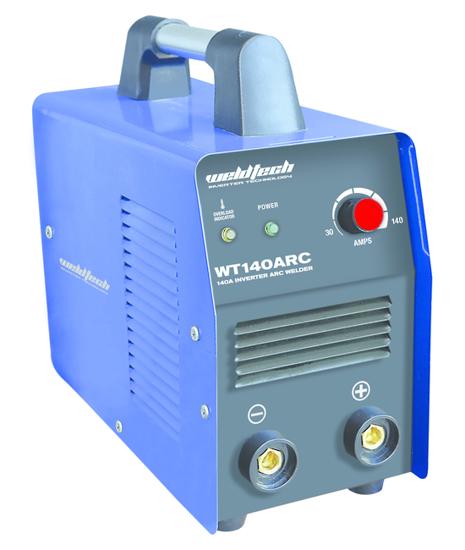 Picture of WT140 Weldtech 140A Inverter Arc Welder