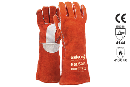 Picture of HOT SHOT Premium Welders Gloves