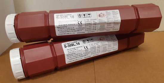 Picture of Hyundai Stainless/RSP Arc Electrodes S-309L.16