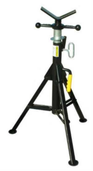 Picture of Sumner Fold-A-Jack Pipe Stand with V-Head 71-125cm, 2,500 lb (1,135 kg) Capacity