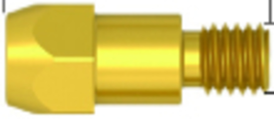 Picture of MTA3684 Tip Adaptor - MB36 Torch