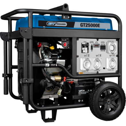 Picture of GT Power Inverter Generator GT25000E