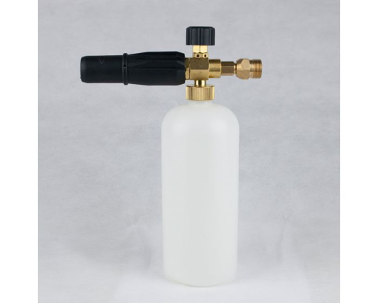 Picture of M22 Male Snow Foam Lance With 1L Detergent Bottle