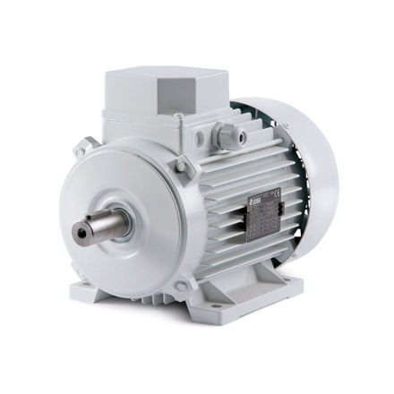 Picture of 10HP 3 Phase Motor