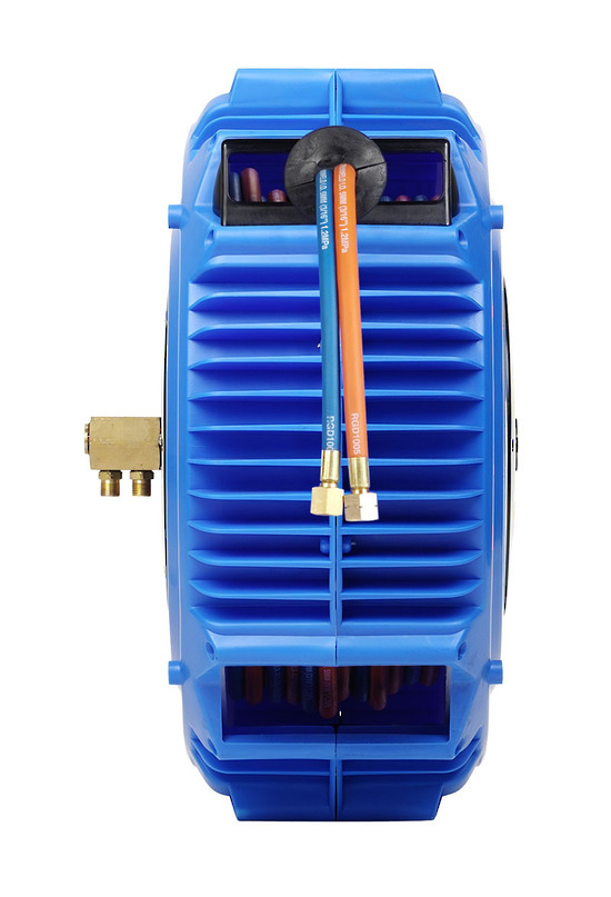 Picture of RECOIL TWIN GAS HOSE REEL 15M
