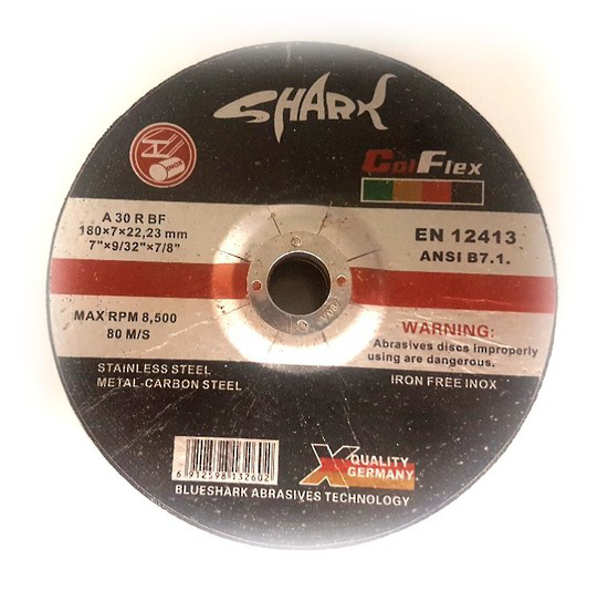 Picture of Shark Colflex Grinding Discs- Buy in Bulk and Save !