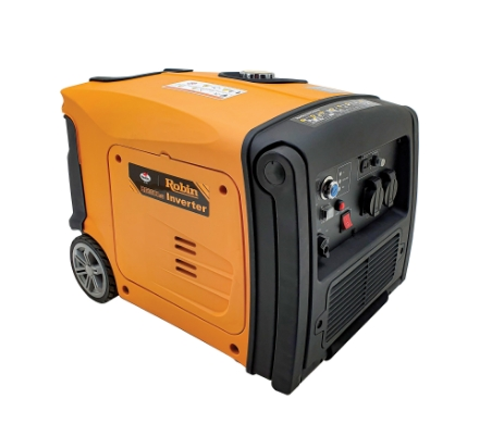 Picture of Robin RG3500is Silenced Electric Start Inverter Generator