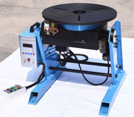 Picture of CNC Type PLC  Control Welding Positioner