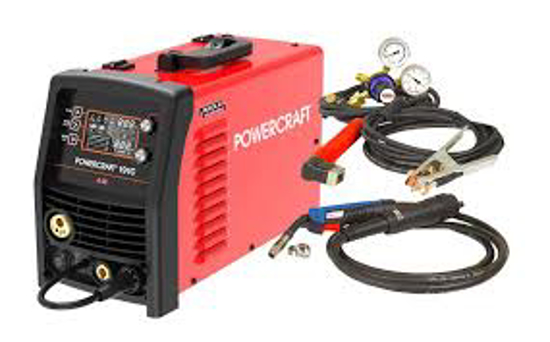 Picture of Lincoln Powercraft 191C 3n1 Multi-process Welder