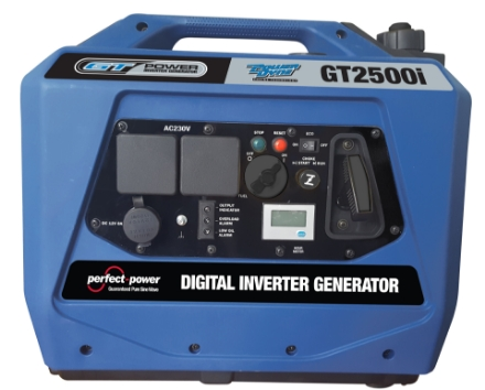 Picture of GT Power Inverter Generator GT2500i