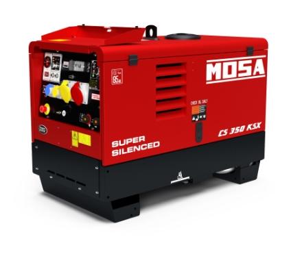Mosa CS350KSX CC/CV Diesel Welder Generator