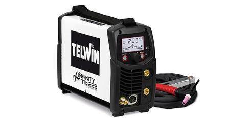 Telwin Infinity TIG 225 DC-FH/Lift VRD