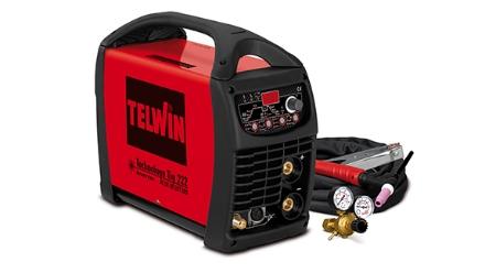 Telwin Technology TIG 222 ACDC HF/Lift