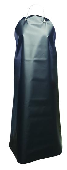 Apron PVC Heavy Duty - Black