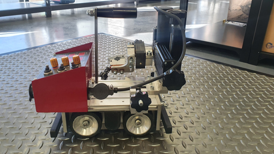 Promax Angle Welding Tractor