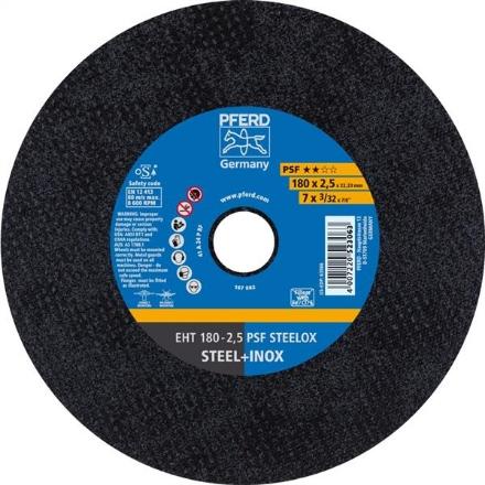 PFERD Inox Cutting Disc 178x2.5mm 25Pk