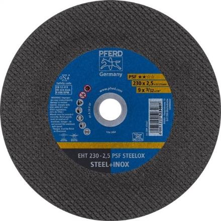 PFERD Inox Cutting Disc 230x2.5mm 25Pk