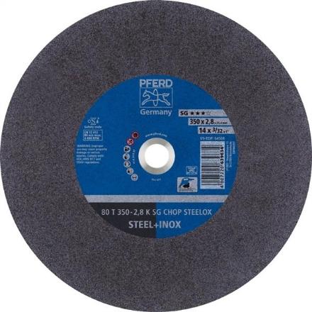 PFERD Inox Cutting Disc 350x2.8mm 10Pk